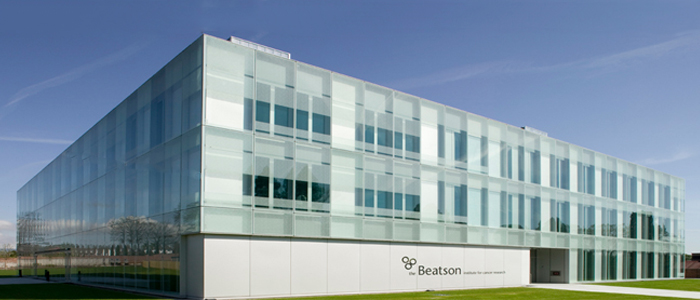 Image of the Beatson Institute for cancer research
