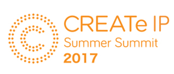 Image of the CREATe Summer School 2017 logo