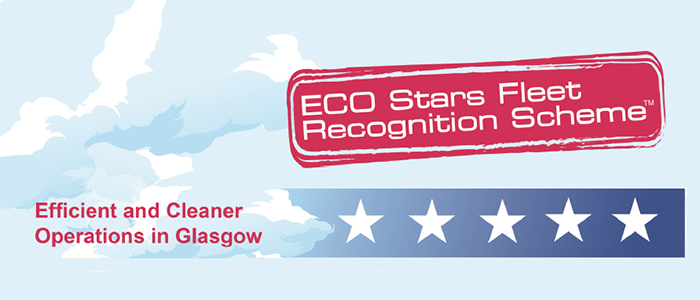 Image of the branding used by the ECO Stars organisation