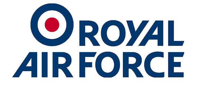 Image of the RAF modern-day logo