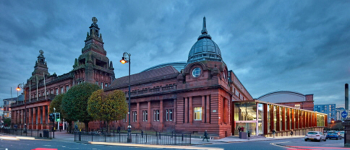 Image of the refurbished Kelvin Hall