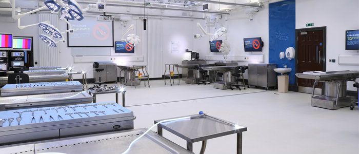 Image Clinical Anatomy Skills Centre