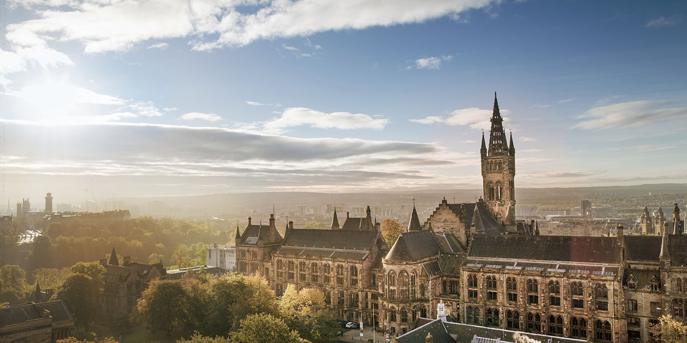 University of Glasgow main building