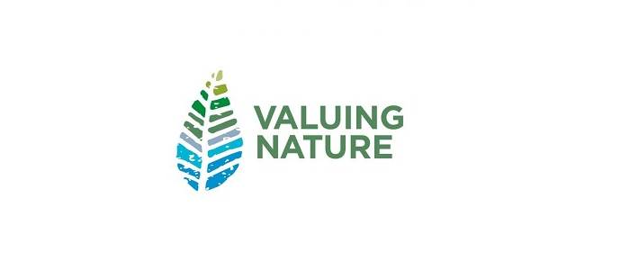 Valuing nature logo