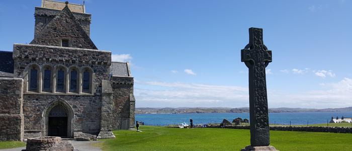 Iona Abbey 700