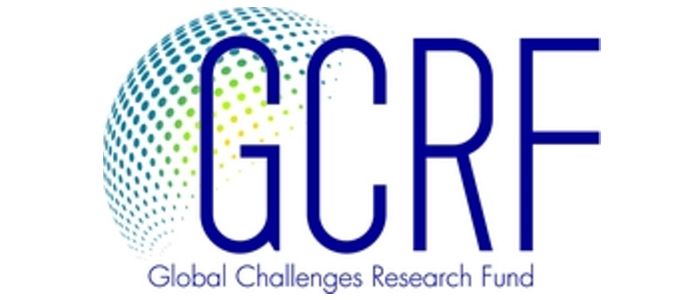 Logo of the Global Challenges Research Fund