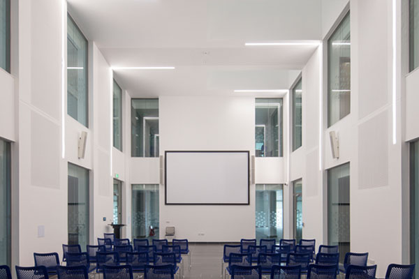 Image of the ICE lecture theatre