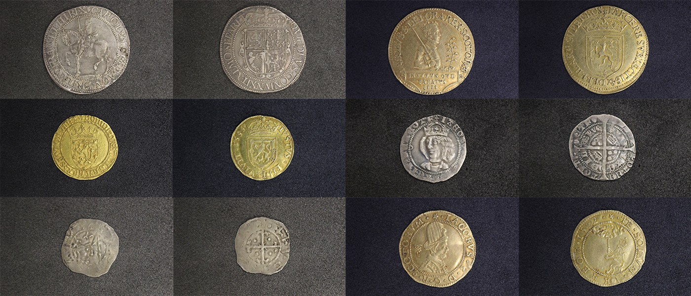 Coinage header