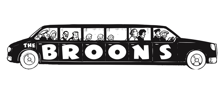 Image of the Broons cartoon strip