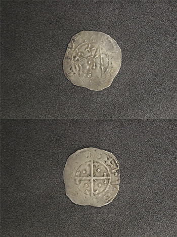 David I penny GLAHM 14513