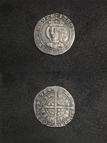 James III groat, Stewartby 2220