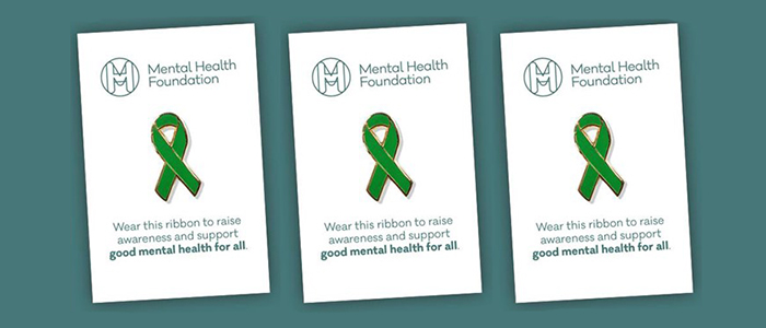 Image of Mental Health Day branding