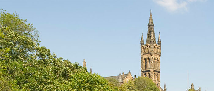 Image of the University of Glasgow tower