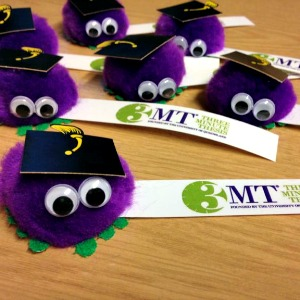 3MT promotional bugs