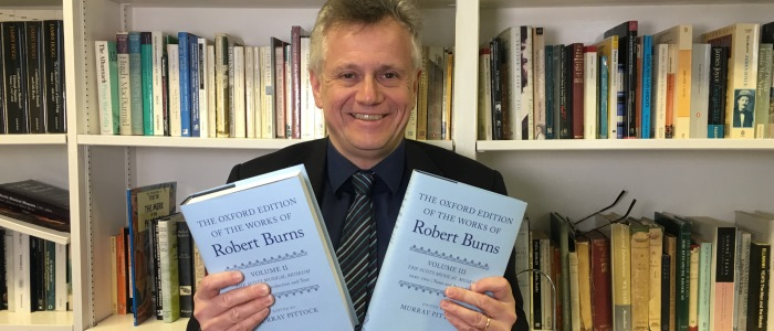Professor Murray Pittock's 2018 edition of the Scots Musical Museum suggests 50 songs attributed to Robert Burns were not by the great bard