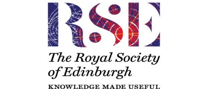 Image of the logo for the Royal Society of Edinburgh