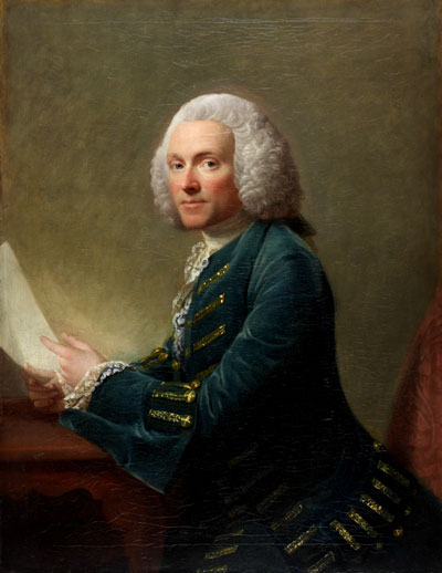 Allan Ramsay, William Hunter.