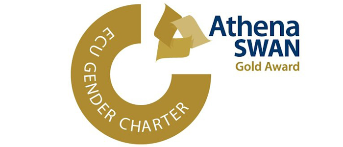 Image of Athena SWAN Gold Award logo