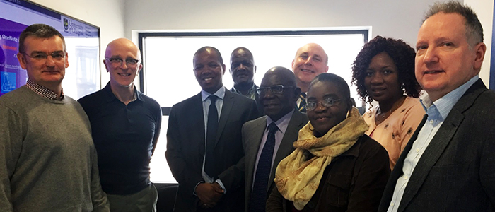 A delegation from the College of Medicine Malawi recently visited Wellcome Centre for Molecular Parasitology, Institute of Infection, Immunity & Inflammation.