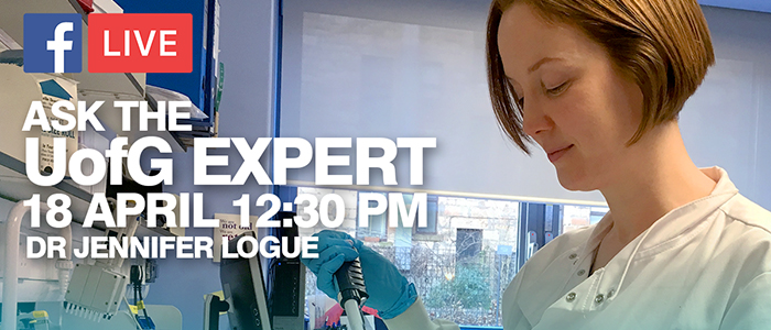 Ask an expert - Jennifer Logue