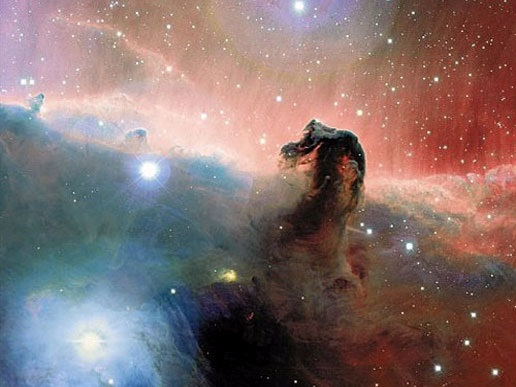 he Horsehead Nebula. © Jean-Charles Cuillandre, via NASA Blueshift under an Attribution 2.0 Generic license (CC BY 2.0)
