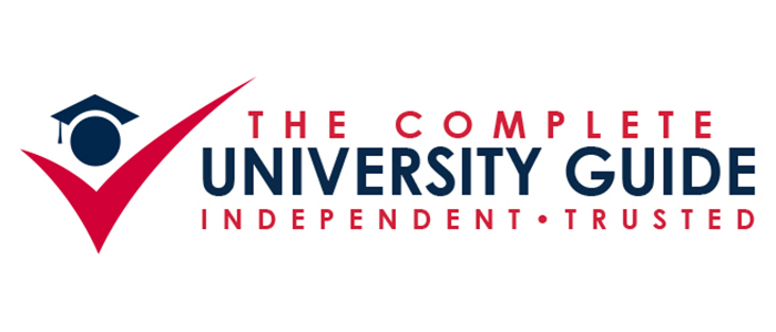 Image of the Complete University Guide logo