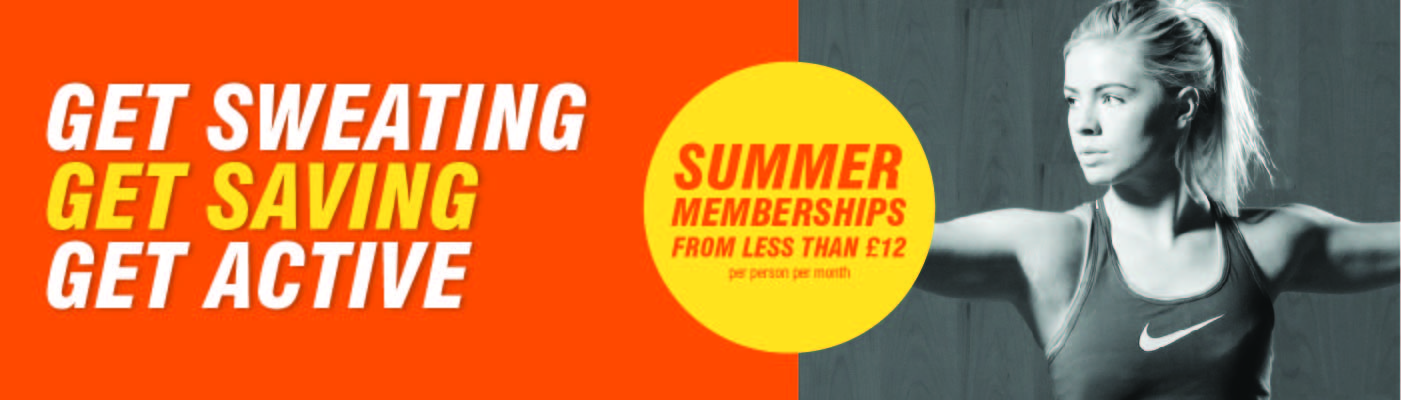 Sport summer memberships