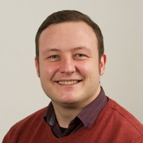 Staff picture - Andrew Judge (Politics)