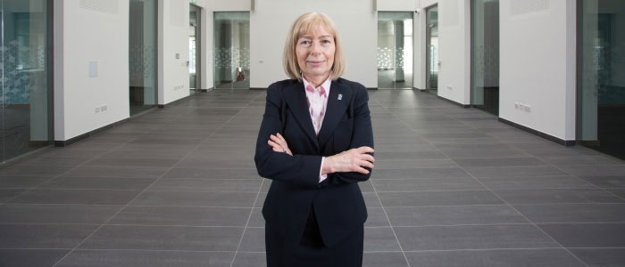 Photo of Prof Anna Dominiczak