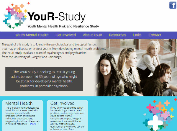 University Of Glasgow Research Institutes Institute Of Neuroscience Psychology News And Events New Online Tool For Identifying Emerging Mental Health Problems In Young People