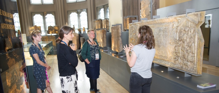 The Hunterian has hosted the most successful Universeum Network Meeting to date, at Kelvin Hall on 13 – 15 June 2018.