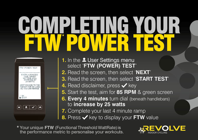 Revolve FTP test instructions