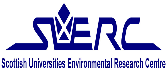 Logo for SUERC Scottish Universities Environmental Research Centre
