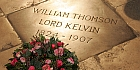 Lord Kelvin's tomb