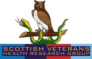 Badge of the Scottish Veterans Health Research Group