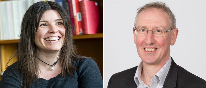 Professors Fiona Macpherson and Michael Syrotinski will join the Academia which is a functioning European Academy of Humanities, Letters and Sciences, composed of individual members..