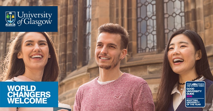 Image of students to promote Postgraduate Open Day 2018