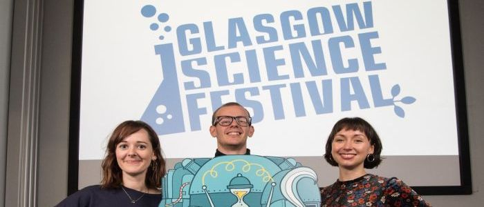 Glasgow Science Festival 2019 Image
