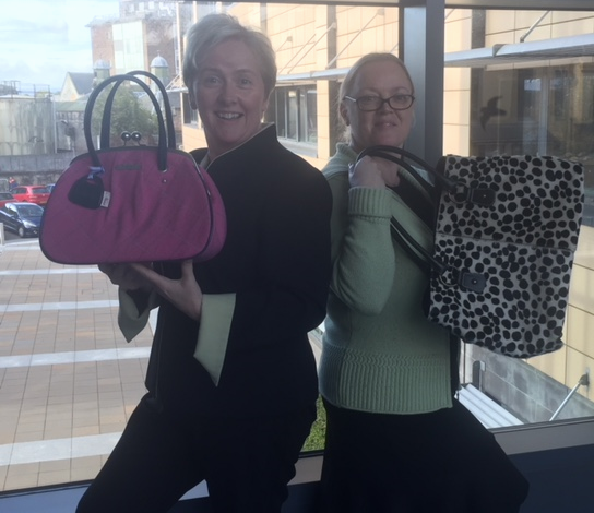 Handbags for Malawi Founders