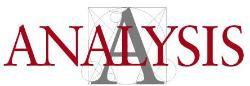 Analysis Trust logo