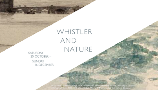 Whistler and Nature at Compton Verney 650