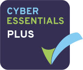 The Cyber Essentials Plus checkmark logo