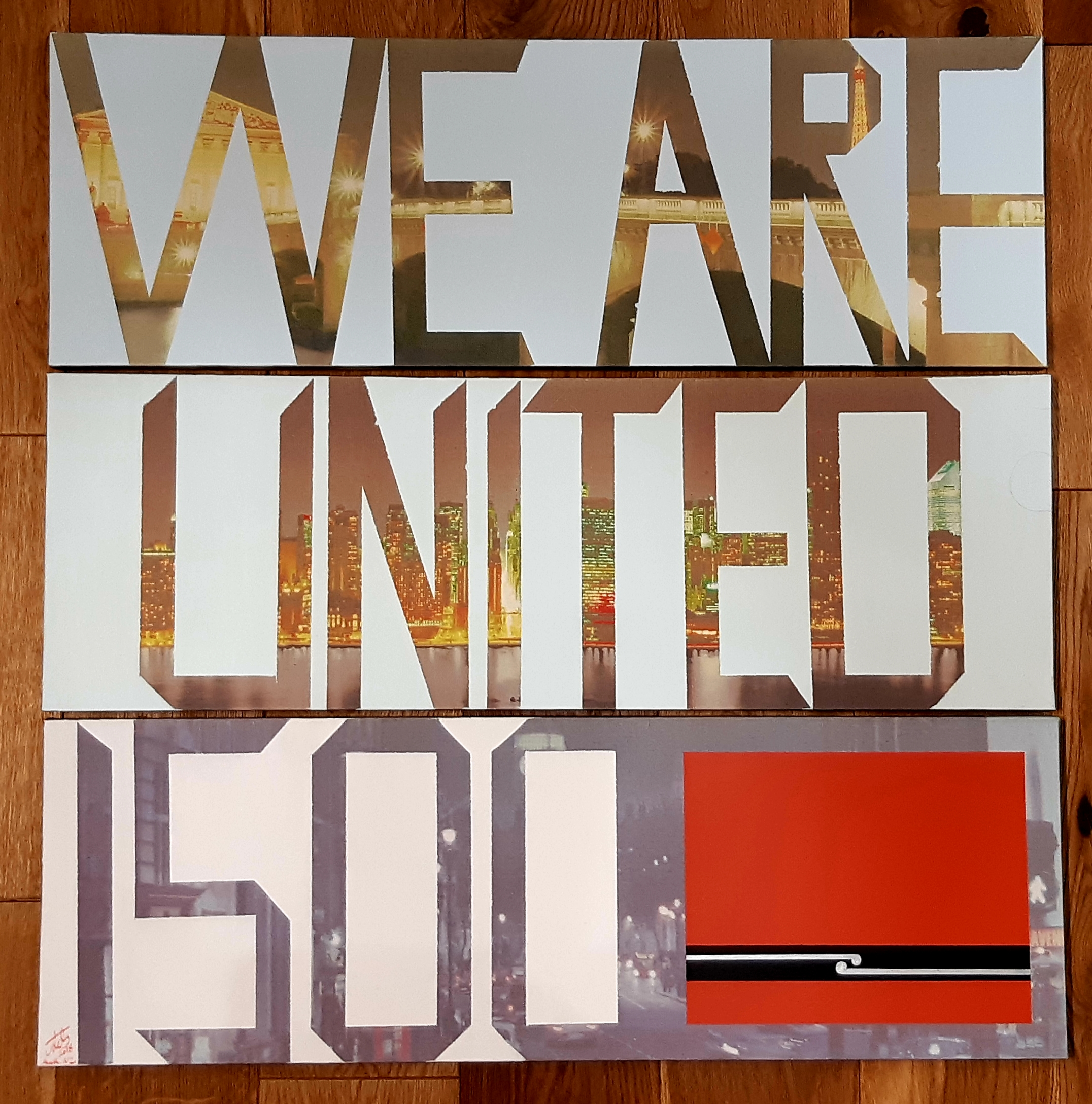 Del Salmanzadeh We Are United 1500