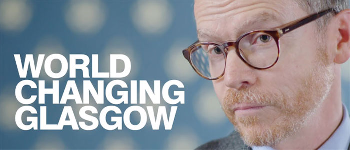 World Changing Glasgow video thumbnail