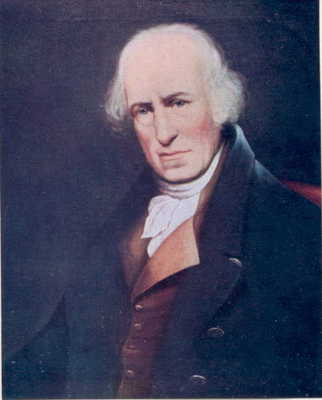 Image of James Watt. Taken from the UofG Story page