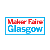 Maker Faire Glasgow logo