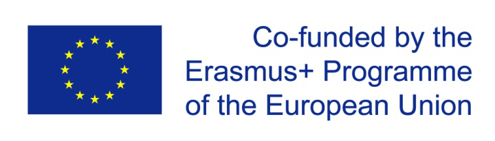 Co funded by the Erasmus+ Programme