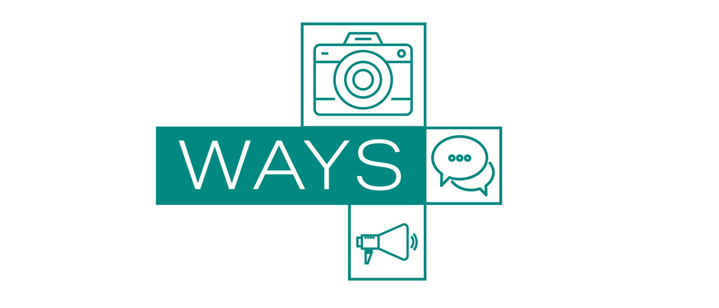 WAYS project logo on a white background