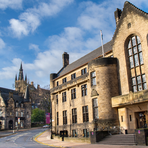 The Glasgow University Union