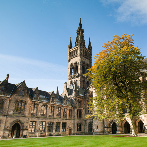 The East Quadrangle of the Main Building